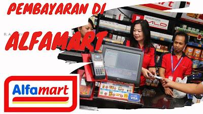 pembayaran di alfamart