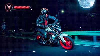 New Yamaha MT-125 model 2020