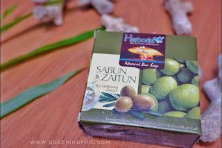Review Produk : Herborist Sabun Zaitun