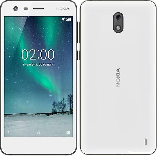 Firmware Nokia 2 TA-1029, TA-1035, TA-1007