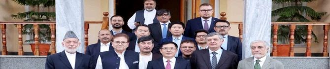 Special Envoys of China, Russia And Pakistan Hold Talks With Top Taliban Officials In Kabul