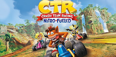 Crash Team Racing Nitro Fueled MOD APK for Android