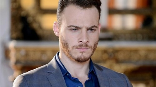 Kerem Bursin Biography
