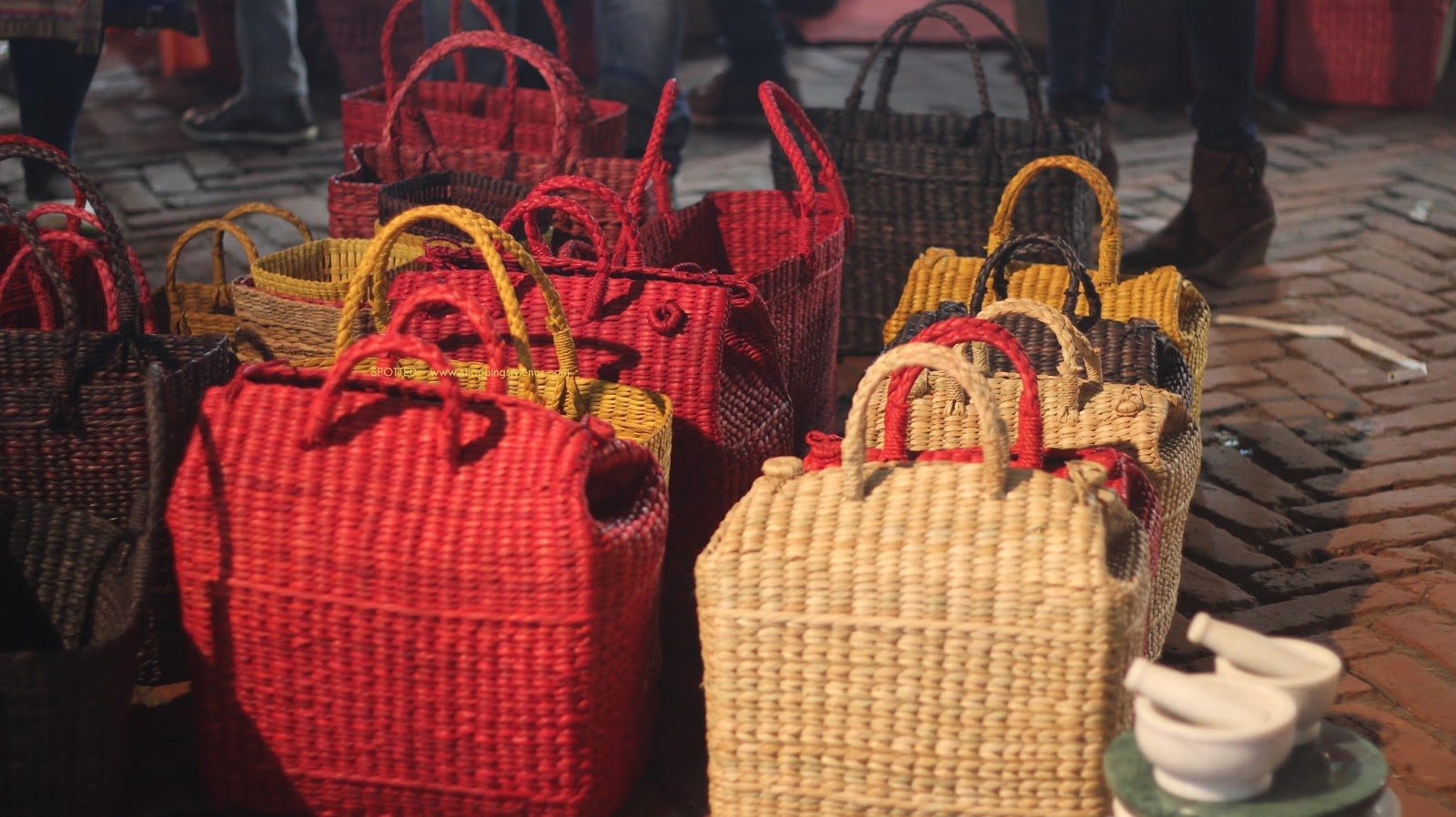 Woven Grass Tote Bags and Baskets - whether someone wants to become a  street style fashionista or a save-the-planet kinds 14932fa058324