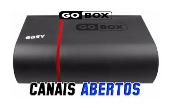 Gobox Easy Nova Atualização USB V1.0.58 - 14/01/2020