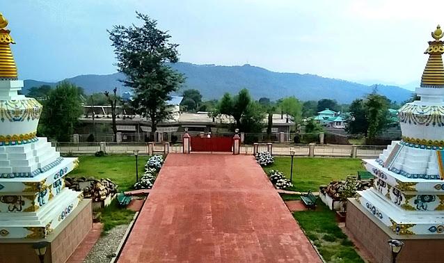Weekend trip to Bir Billing Paragliding Monastery