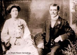 Patrick James Wynne (1868-1937) and Teresa Josephine Carroll (1888-1958)