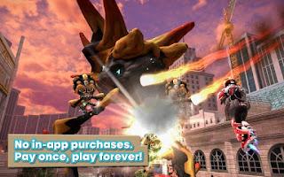 Merupakan sebuah game dengan tema superhero dan gameplay pertempuran serupa dengan Infinit Unduh Game Android Gratis Playworld Superheroes apk + obb