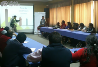 RubenApaza: Academic Seminar - Seminario Academico y Consultorias
