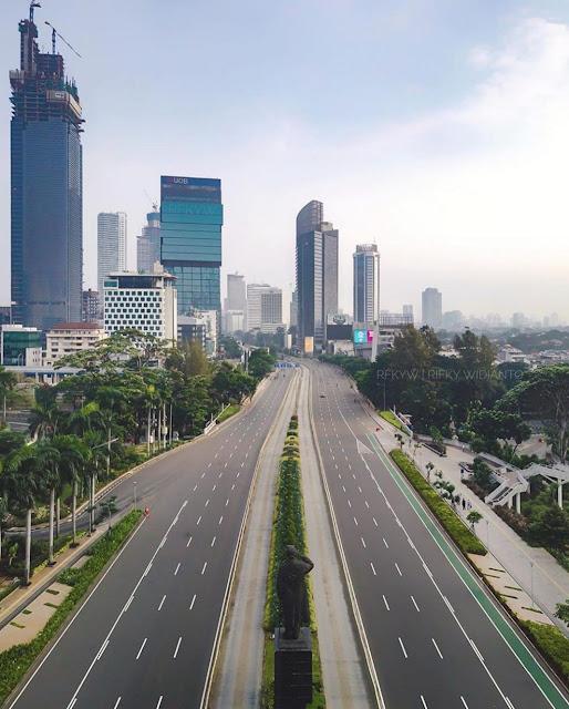 Bikin Jakarta Semakin Bersih dan Indah, Ini Pujian Warga untuk Anies Baswedan
