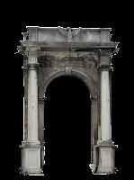 Символ Анурадхи (триумфальные врата)