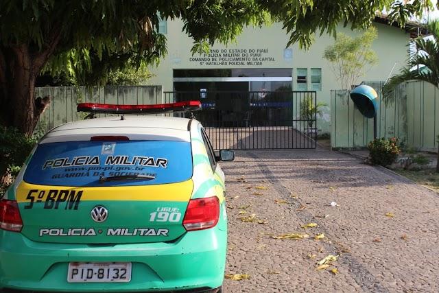 Delegado da Polícia Federal é baleado em assalto no bairro Ininga