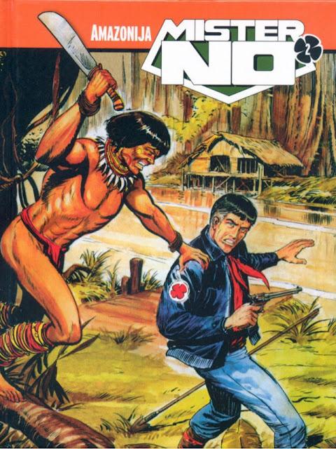 Amazonija (Libellus) - Mister No