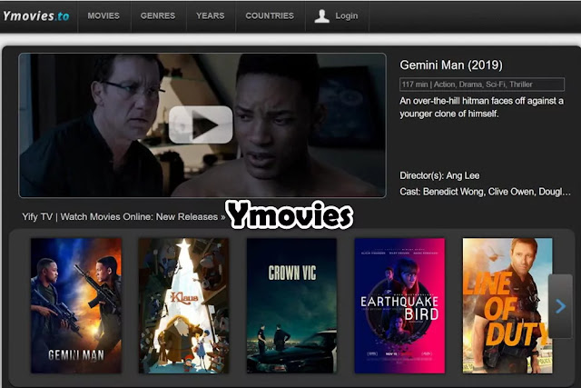 Ymovies : Free Movie Streaming Sites No Sign Up