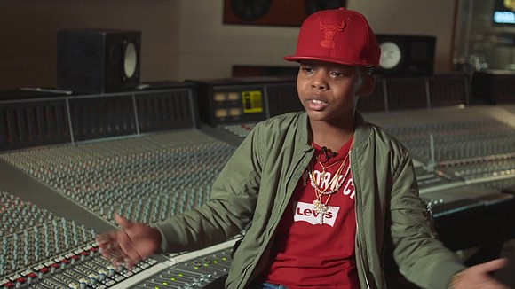 How a 5th Grade rapper sold over 250k+ albums with Positive Music