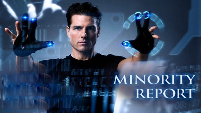 Minority Report (2002) English Movie [ 720p + 1080p ] BluRay Download
