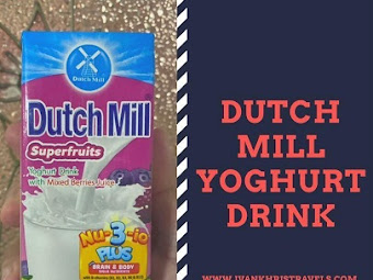 3 Reasons Why Dutch Mill Yoghurt Drink Is An Essential Part Of Our Grocery List