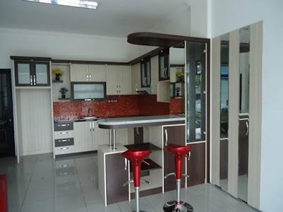 Gambar Kitchen Set Minimalis Bogor