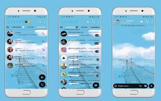 Caupal Theme For YOWhatsApp & Fouad WhatsApp By Leidiane