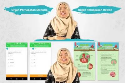 Belajar Online Mandiri Yang Menyenangkan di Ruang Belajar