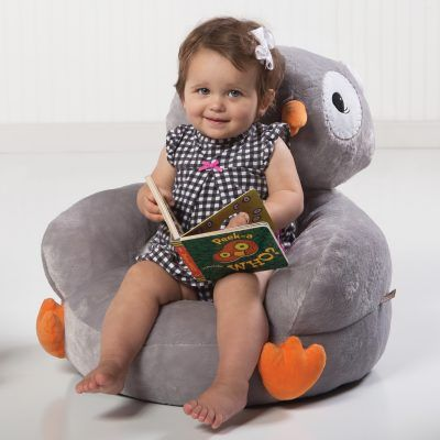 lovely baby bean bag with cute characters for kids