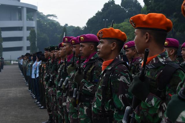 Survei Kepuasan Publik ke Lembaga Negara: TNI Dapat Nilai A, DPR Dapat C