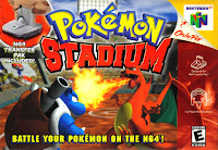 Pokémon Stadium N64 - PT/BR