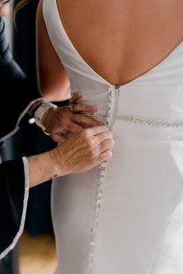 The Last Hotel St. Louis Wedding Photographer, Black white gold wedding
