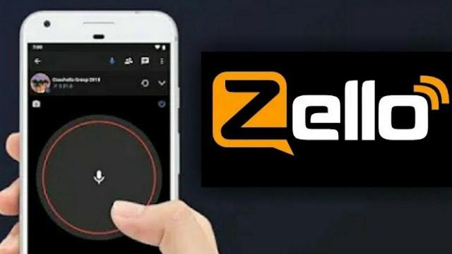 تنزيل تطبيق Zello لتحويل الهاتف الى قبضة لاسلكية
