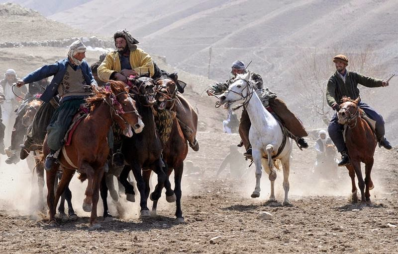 Buzkashi, The Circle of Justice