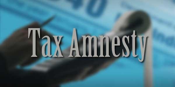 Jenis Pajak Yang Bisa Diajukan tax amnesty