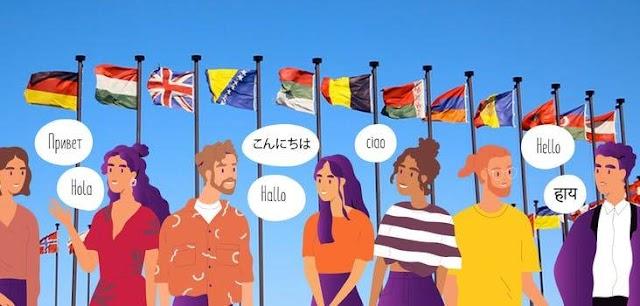 Guess the Language Quiz