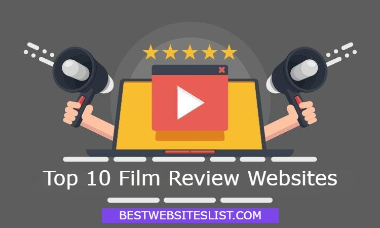 Top 10 Film Review Websites