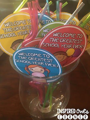 Welcome Back to School Toppers
