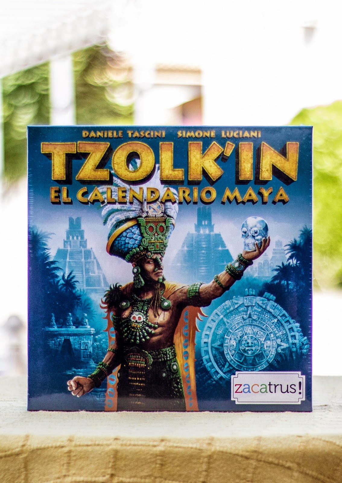 Tzolk'in: el calendario maya