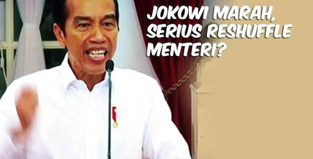 Ancaman Copot Menteri Jadi Ajang Jokowi Cari Kambing Hitam