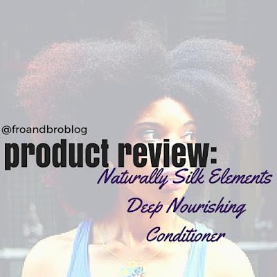 Naturally Silk Elements Deep Nourishing Conditioner
