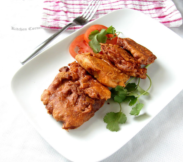 Kitchen corner try it amritsari fish fry for Amritsari cuisine