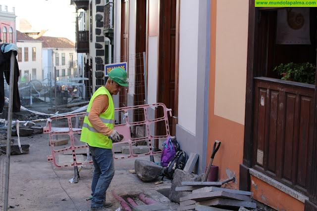 ElAyuntamiento de Santa Cruz de La Palma inicia una campaña de desratización en el entorno de Alameda y Avenida Marítima