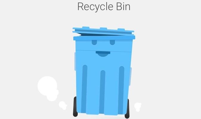 Rekomendasi Aplikasi Recycle Bin Terbaik tuk Android