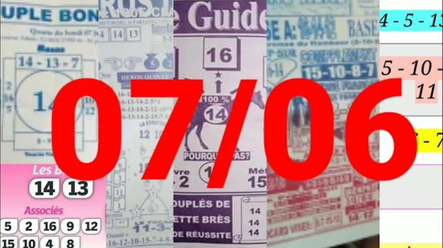 Pronostics quinté pmu lundi Paris-Turf 07/06/2021