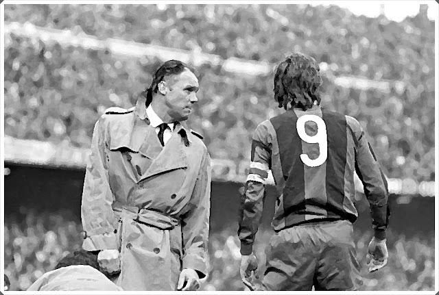 Rinus Michels Johan Cruyff Barcelona