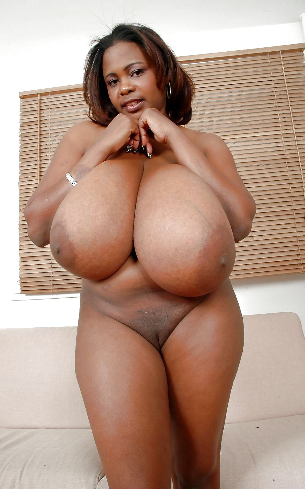 Young Black Big Tits