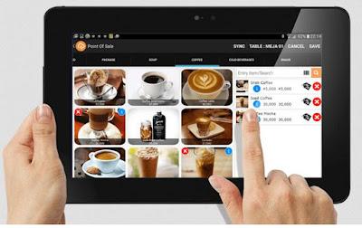 Aplikasi Kasir Online Omega Pos