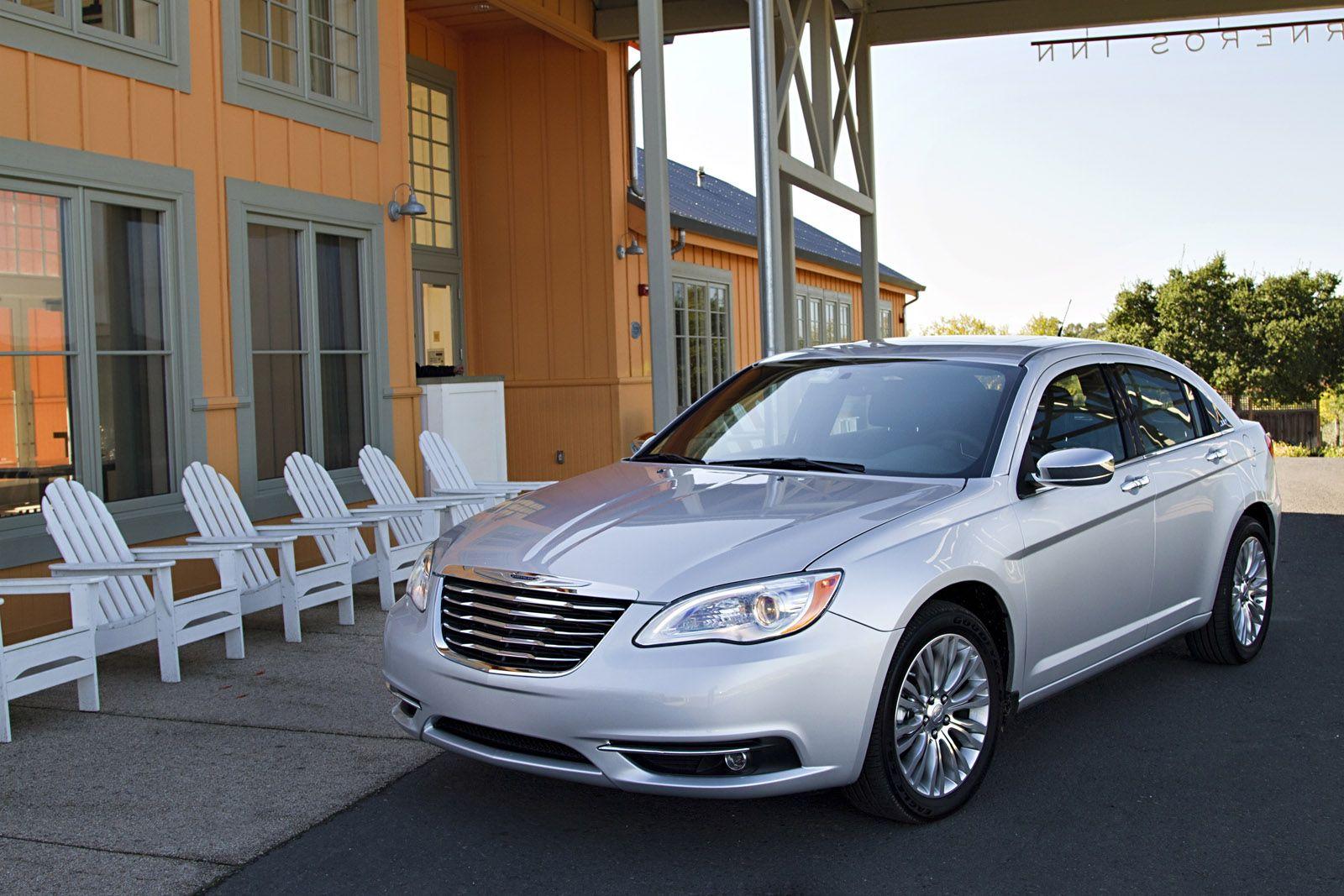 Chrysler 200 Mpg >> Chrysler 200 Mpg V6 New Car Price Specification Review Images