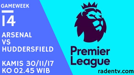Arsenal vs Huddersfield