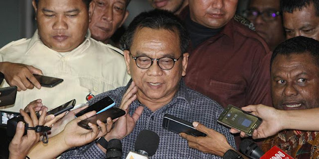 M Taufik Kembali Diperiksa KPK Terkait Kasus Sanusi