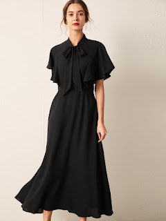 معنى الفستان الاسود في حلم العزباء