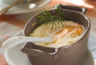 завтрак яйца с сыром а-ля мария луиза