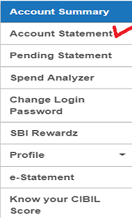 How to Download SBI Account Statement Online in PDF Format
